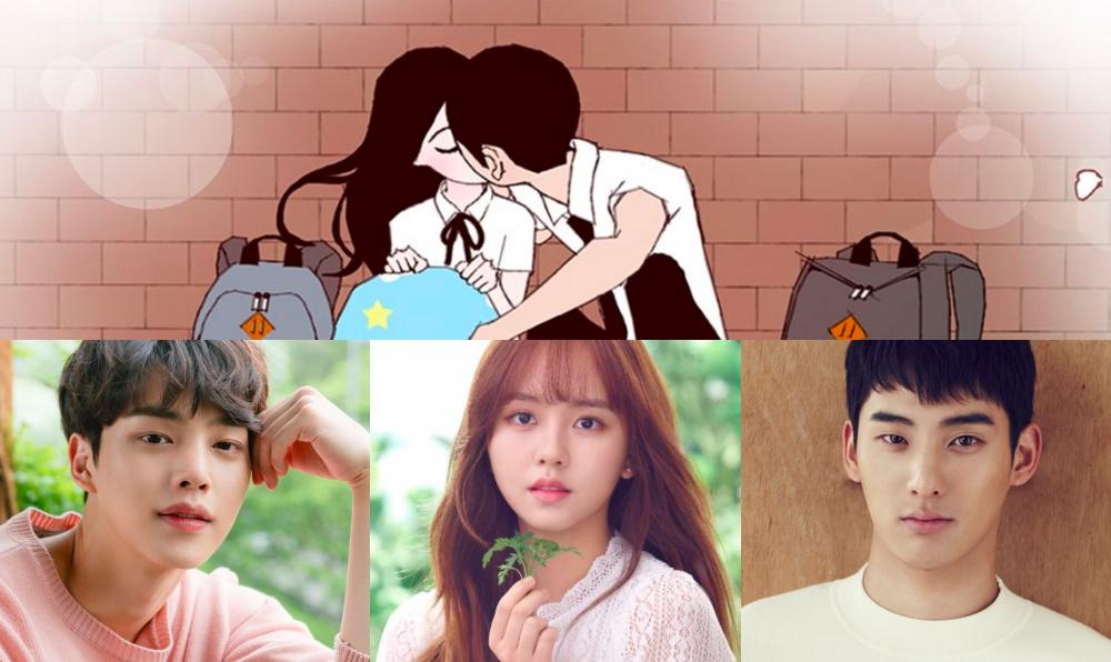 love alarm casting webtoon